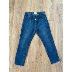 Jeans slim Sézane  pas cher