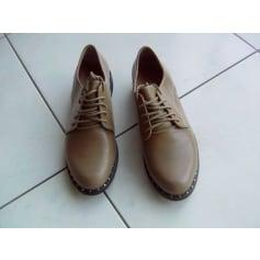 Chaussures à lacets  mulanka  pas cher