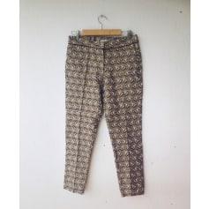 Pantalon droit Opullence  pas cher