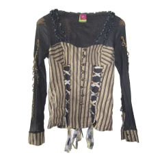 Blouse Save The Queen  pas cher