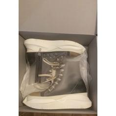Chaussures à lacets Rick Owens  pas cher