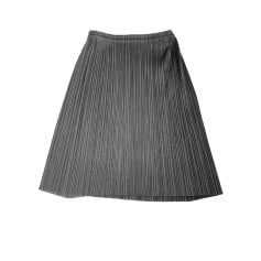 Jupe courte Pleats Please by Issey Miyake  pas cher