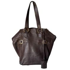 Lederhandtasche Yves Saint Laurent