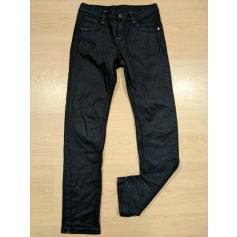 Jeans droit Captain Tortue  pas cher