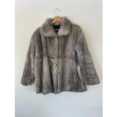 Manteau en fourrure Goa Woman  pas cher