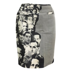 Jupe courte Jean Paul Gaultier  pas cher