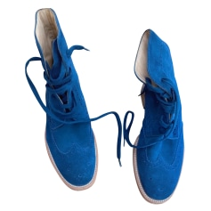 Lace Up Shoes Tod's