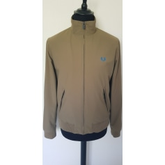 Zipped Jacket Fred Perry