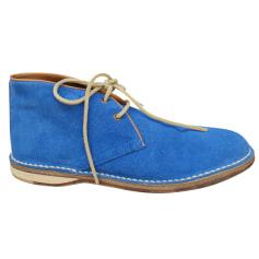Chaussures à lacets Acne  pas cher