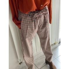 Pantalon carotte Scotch & Soda  pas cher