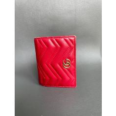 Portefeuille Gucci Marmont pas cher