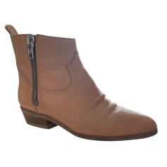 Bottines & low boots plates Golden Goose  pas cher