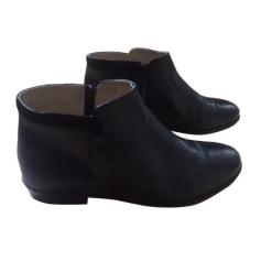 Bottines & low boots plates M. Moustache  pas cher