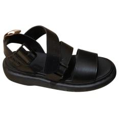 Sandales compensées Dr. Martens  pas cher