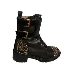 Flat Boots Elie Saab