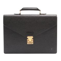 Ledertasche groß Louis Vuitton
