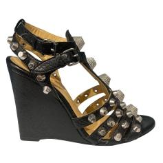 Wedge Sandals Balenciaga