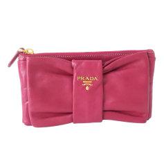 Handtasche Leder Prada