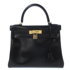 Stoffhandtasche Hermès Kelly