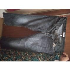 Jeans évasé, boot-cut La Halle Aux Vêtements  pas cher