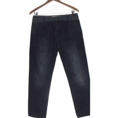 Pantalon droit Bonobo  pas cher