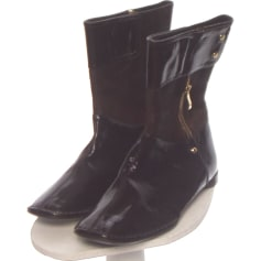 Bottines & low boots plates Kesslord  pas cher