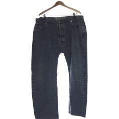 Jeans droit Serge Blanco  pas cher