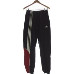 Pantalon évasé Adidas  pas cher