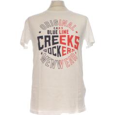 Tee-shirt Creeks  pas cher