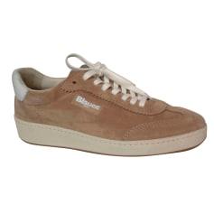 Chaussures de sport Blauer  pas cher