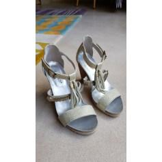 Sandales à talons Regard  pas cher