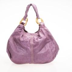 Leather Shoulder Bag Miu Miu