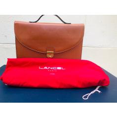 Porte documents, serviette Lancel  pas cher