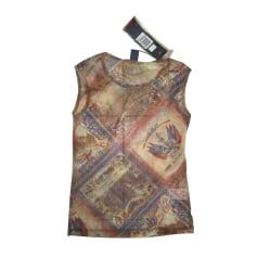 Top, tee-shirt Jean Paul Gaultier  pas cher