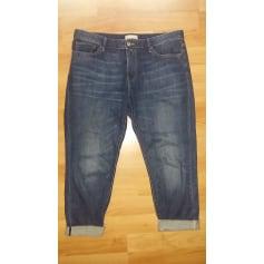 Jeans large, boyfriend Uniqlo  pas cher