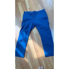Straight Leg Pants Monoprix