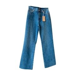 Jeans svasato, boot-cut APC