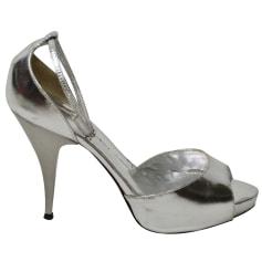Sandales à talons Greymer  pas cher