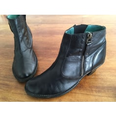 High Heel Ankle Boots Kickers