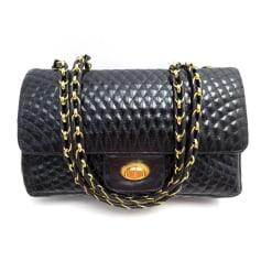 Lederhandtasche Bally
