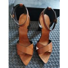 Sandales à talons Yves Saint Laurent  pas cher