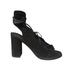 Heeled Sandals Saint Laurent