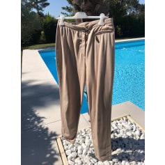 Pantalon carotte Hermès  pas cher