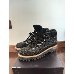 Bottines & low boots plates Le Silla  pas cher