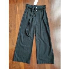 Pantalon large marche 21  pas cher