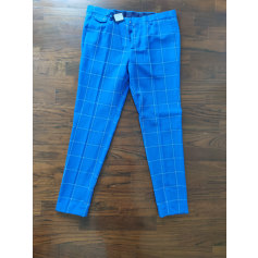 Pantalon droit interamente lavorato in Italia  pas cher