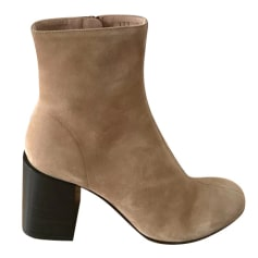 High Heel Ankle Boots Acne
