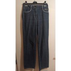 Jeans droit Julie Guerlande  pas cher