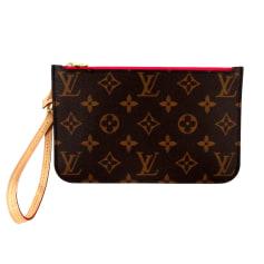 Handtasche Stoff Louis Vuitton