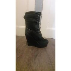 Bottines & low boots à compensés G-Star  pas cher